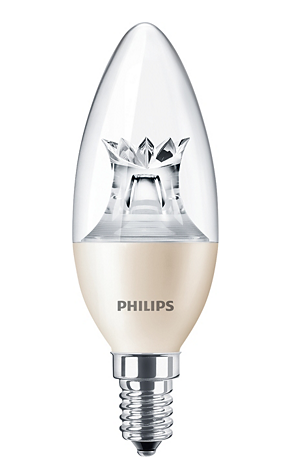 LEDCandle - 6w - e14 - Dimerizable - PHILIPS